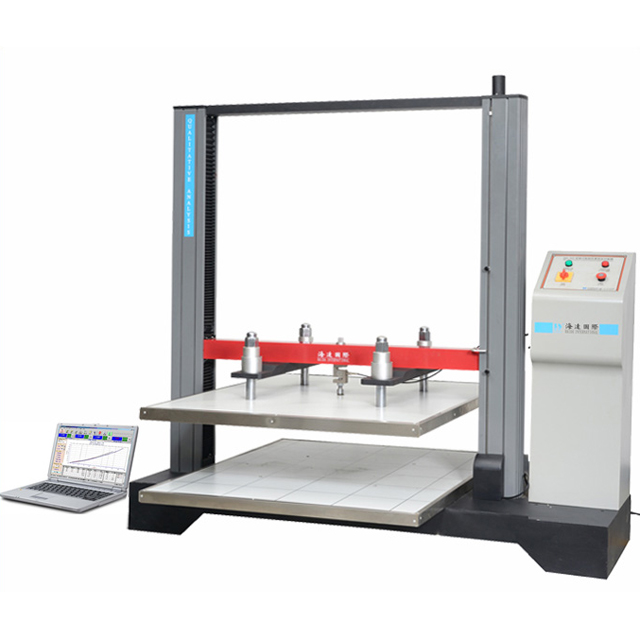 Common failure of carton compression testing machine