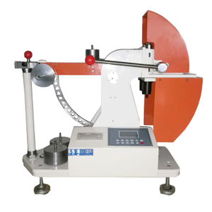 Cardboard Puncturing Tear Strength Tester