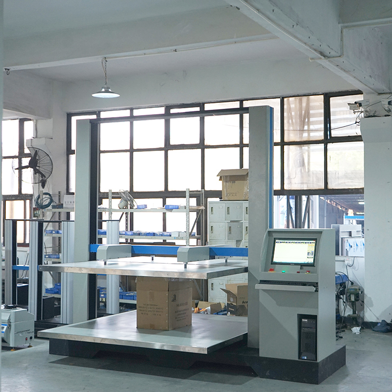 4 Load Cell Box Compression Test Machine