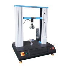 Multi-Functional Ring Crush Tester And Edge Compressive Testing Equipment
