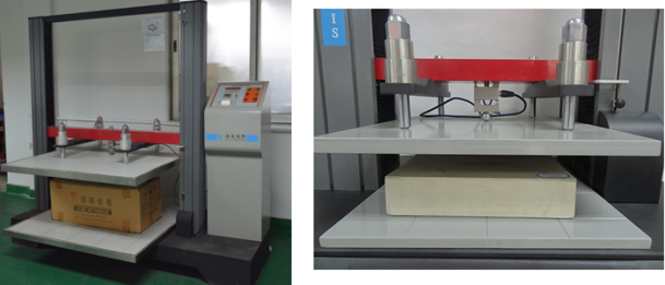 Maintenance Of Carton Compression Tester