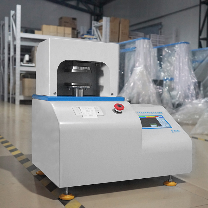 Paperboard Crush Test Machine