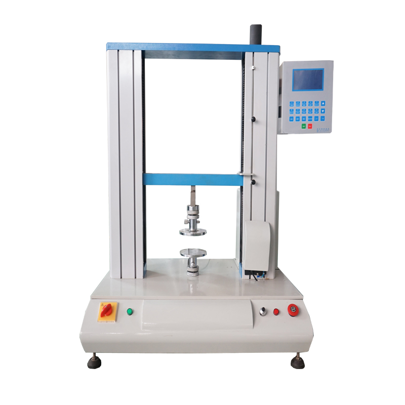 50~5000N Electronic Paper Ring Crush And Edge Compression Tester